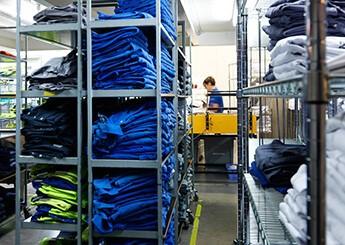 Service sur mesure, réparation, gestion en pool et traçabilité RFID